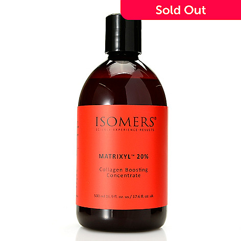 308-547 - ISOMERS® Bonus Size Matrixyl™ 20% Collagen Boosting Concentrate 16.9 oz