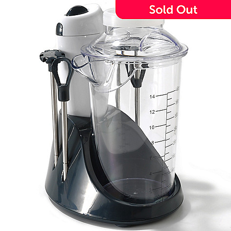 400-041 - Multi-Mixer Mini Blender w/ Accessories & Measuring Cup
