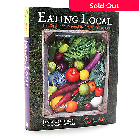 400-073 - Sur La Table ''Eating Local'' Cookbook