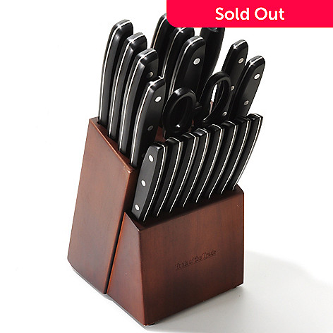 400-267 - Macy's Tools of the Trade 20-Piece Triple Riveted Cutlery Set
