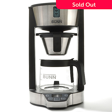 400-332 - Bunn® Phase Brew HG Eight-Cup Coffee Brewer