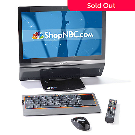 400-767 - Lenovo IdeaCenter A600 21.5'' 640GB All-in-One Desktop w/ Keyboard, Mouse & Tuner