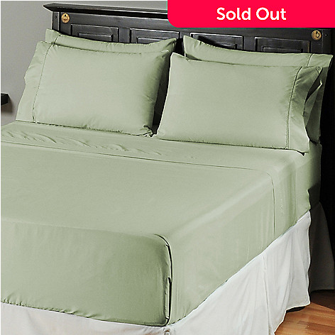 401-549 - Cozelle[ Medium Weight Microfiber Six-Piece Sheet Set