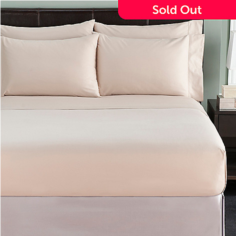 401-861 - Macy's Hotel Collection 600TC Egyptian Cotton Six-Piece Sheet Set