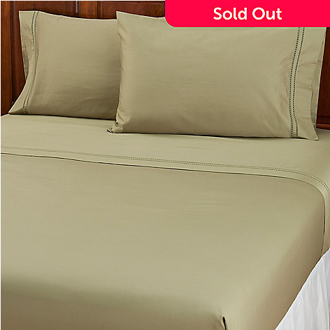 402-030 - North Shore Living™ 700TC Egyptian Cotton Four-Piece Sheet Set