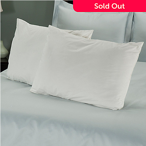 402-042 - North Shore Linens™ 230TC Cotton Pillow Pair