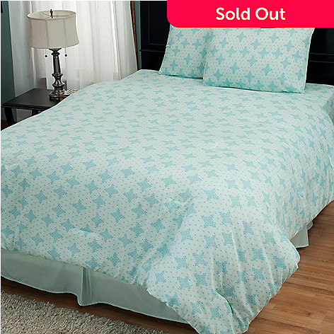 402-126 - Cozelle® ''Cambria'' Four-Piece Comforter Set