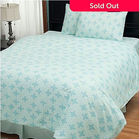 402-127 - Cozelle® ''Cambria'' Three-Piece Duvet Set