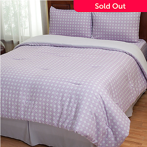 402-129 - Cozelle® ''Lauren'' Four-Piece Comforter Set