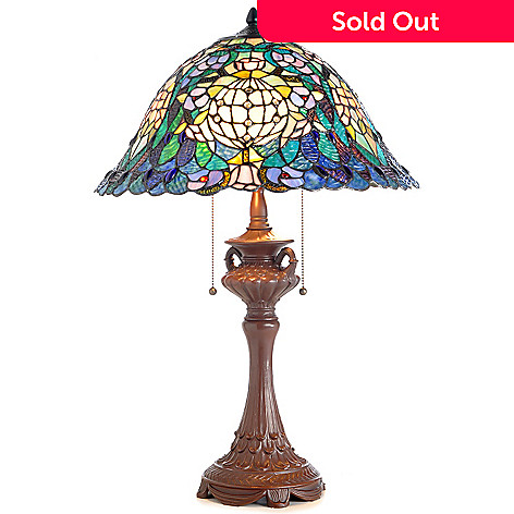 403-687 - 28'' Birds of Paradise Table Lamp