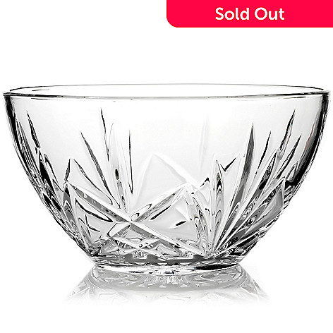 404-195 - Marquis by Waterford Brookside 10'' Crystalline Bowl