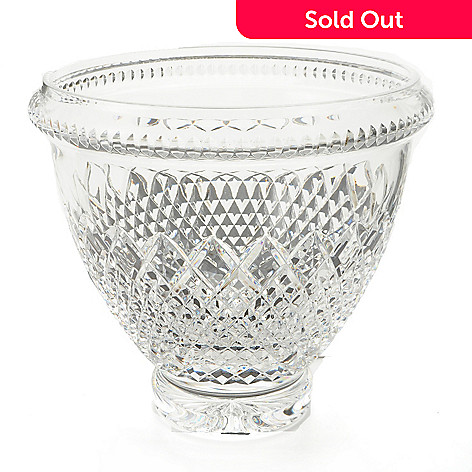 405-844 - Waterford Crystal Signed Castle Nore 10-1/2'' Prestige Centerpiece Bowl