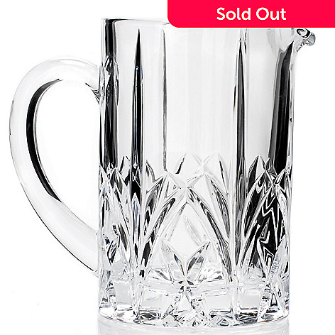 405-845 - Marquis by Waterford Brookside 28 oz Crystalline Pitcher