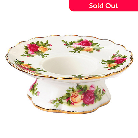 405-988 - Royal Albert® Old Country Rose 4'' Low Candle Tealight