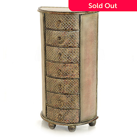 406-346 - ''Jezebelle'' Seven-Drawer Cabinet