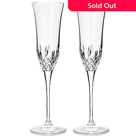 406-349 - Waterford Crystal Lismore Essence Drinkware Pair
