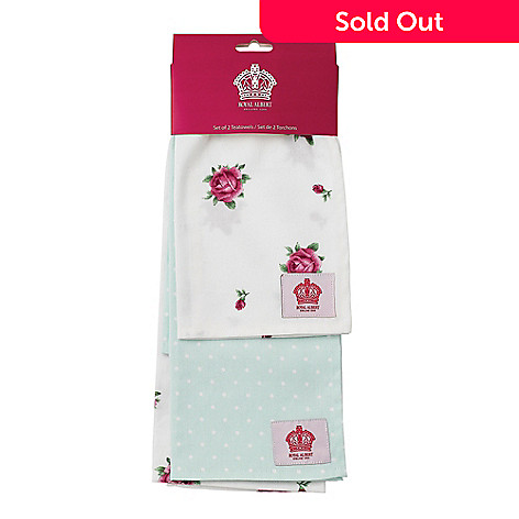 406-356 - Royal Albert® New Country Roses Tea Towels
