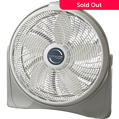 418-567 - Lasko 3520 20'' Cyclone Pivot Fan