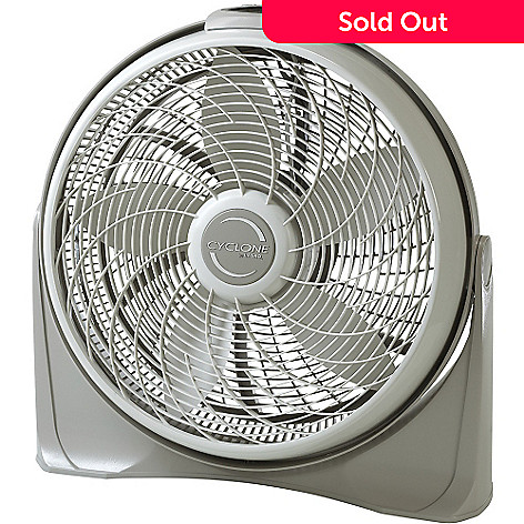 418-569 - Lasko 3542 20'' Cyclone Fan w/ Remote Control