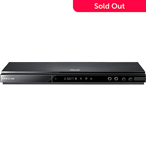 419-167 - Samsung BD-D5500 3D Blu-ray Disc Player w/ 2D-to-3D Conversion