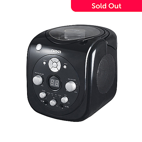 420-948 - Naxa Top Loading Karaoke System