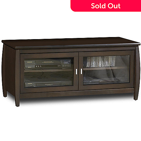 421-777 - TechCraft 48'' Walnut Finish Television Credenza