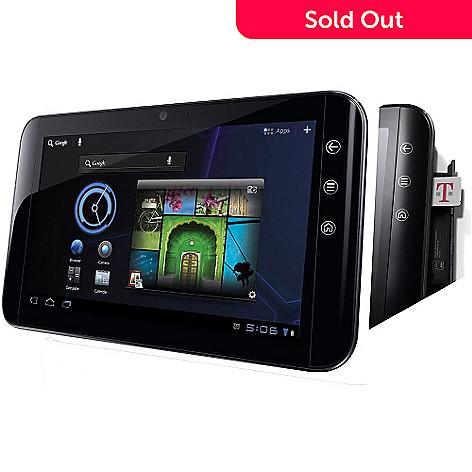 Dell STREAK7-16GRAY-UTMO 7 In Unlocked Tablet & 2 TMobile Prepaid SIM ...