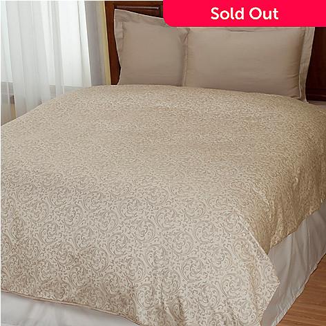 429-140 - North Shore Living™ 600TC Egyptian Cotton Three-Piece Duvet Set