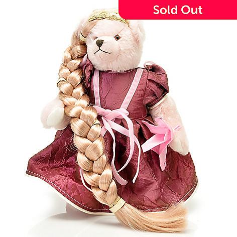 429-170 - Hermann 12-1/4'' Grimm's Fairy Tales Rapunzel Teddy Bear