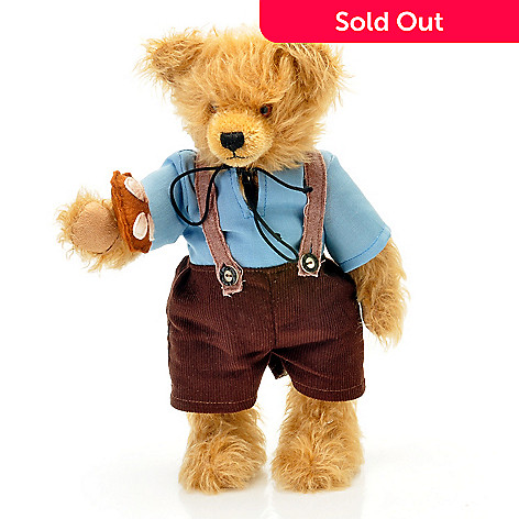 429-173 - Hermann 11-3/4'' Grimm's Fairy Tale Hansel Teddy Bear