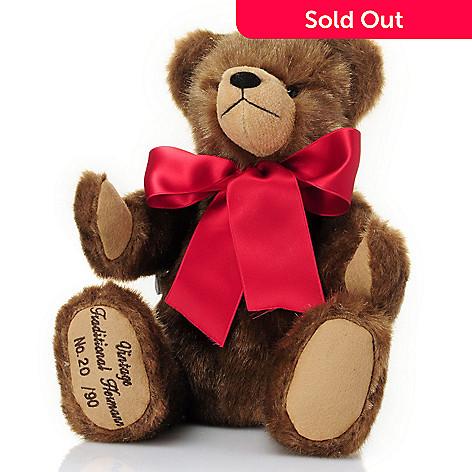 429-176 - Hermann™ 15-1/4'' Vintage Traditional Teddy Bear
