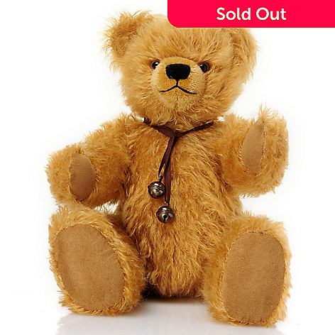 429-177 - Hermann 14-1/2'' Old German Growlery Teddy Bear