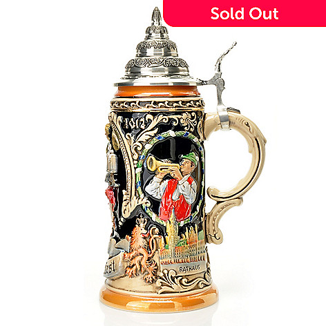429-181 - King-Werk™ ''2012 Munchen Oktoberfest'' Collector's Edition Stein