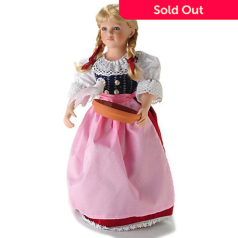429-205 - Schneider Dolls ''Cinderella'' Limited Edition Doll