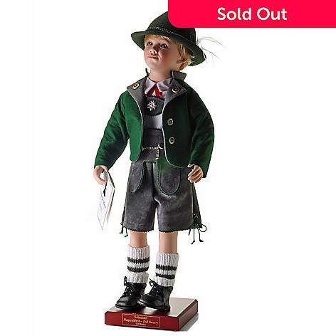 429-211 - Schneider Dolls Oktoberfest Boy Limited Edition Doll