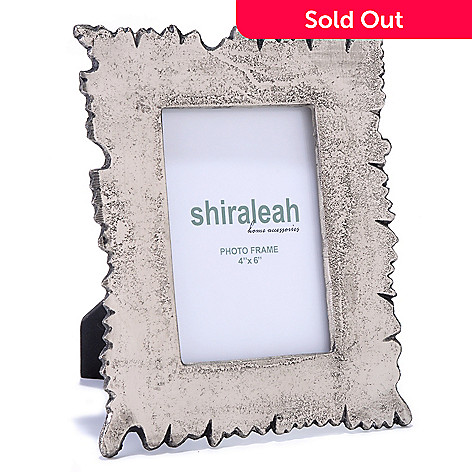 429-218 - Shiraleah 4'' x 6'' ''Rustic Cabin'' Picture Frame
