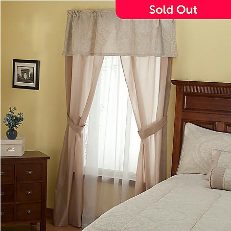 429-410 - North Shore Living™ ''Lakewood'' Three-Piece Window Set