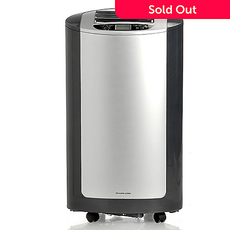 429-486 - American Comfort 12,000 BTU Plasma Cool Portable Air Conditioner w/ AutoDrain Feature