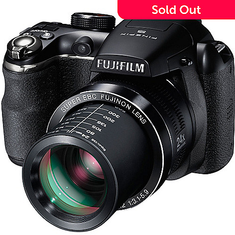 429-627 - Fujifilm FinePix S4200 14MP Black Digital Camera