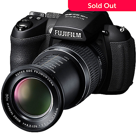 429-657 - Fujifilm FinePix HS25EXR 16MP Digital Camera