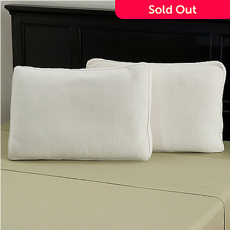 429-777 - North Shore Linens™ Gusseted Pillows - Set of Two