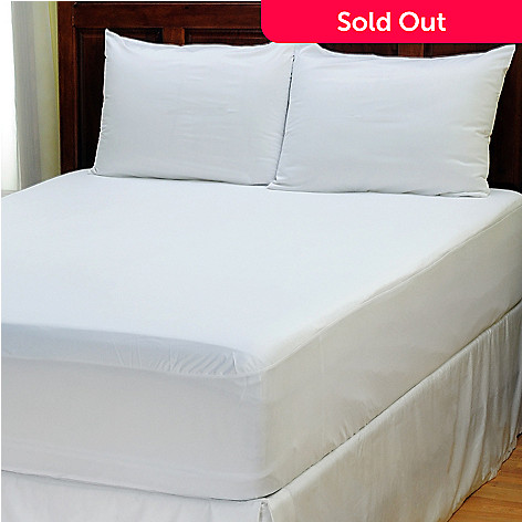 429-865 - Protect-A-Bed® Allergy & Bed Bug Four-Piece Complete Mattress Protection Pack