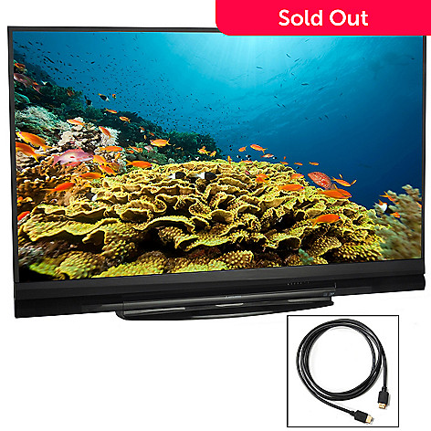 430-129 - Mitsubishi 73'' 1080p 120Hz 3D DLP HDTV w/ HDMI Cable & 2-Year Warranty