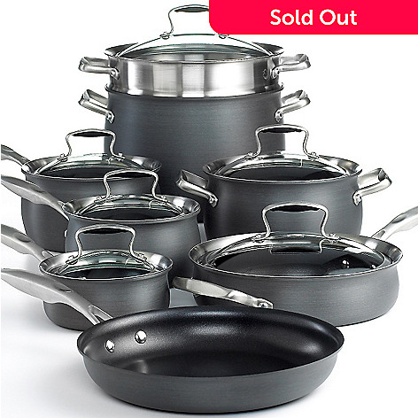 430-131 - Macy's Tools of the Trade® Belgique® 14-Piece Cookware Set