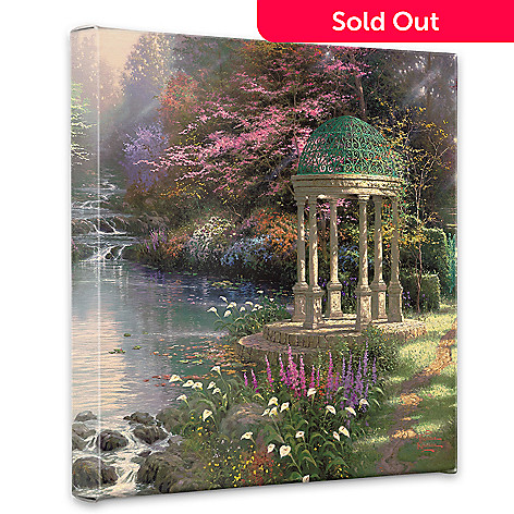 430-708 - Thomas Kinkade Prayer Collection 14'' x 14'' Gallery Wrap