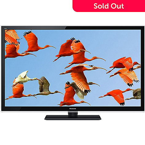 430-836 - Panasonic 42'' VIERA E50 Series 1080p LED HDTV with 4 HDMI