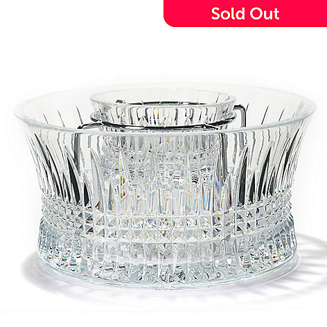 430-848 - Waterford® Crystal Lismore Diamond 10'' Caviar Server