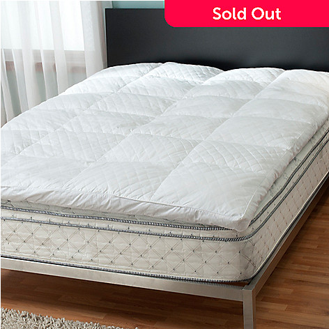 430-878 - Cozelle® 210TC Cotton Quilted Featherbed