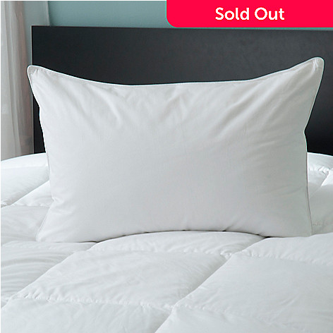 430-881 - Cozelle® 400TC Cotton White Down Pillow