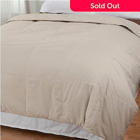 430-885 - Cozelle® Microfiber Color Down & Feather Comforter